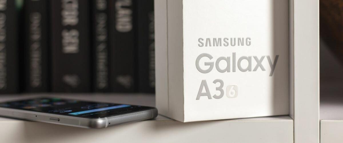 Samsung Galaxy A3 2016 tanio