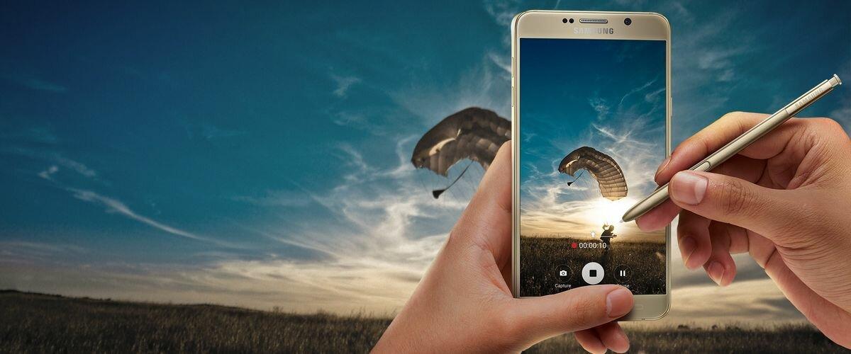Samsung Galaxy Note 5 tanio