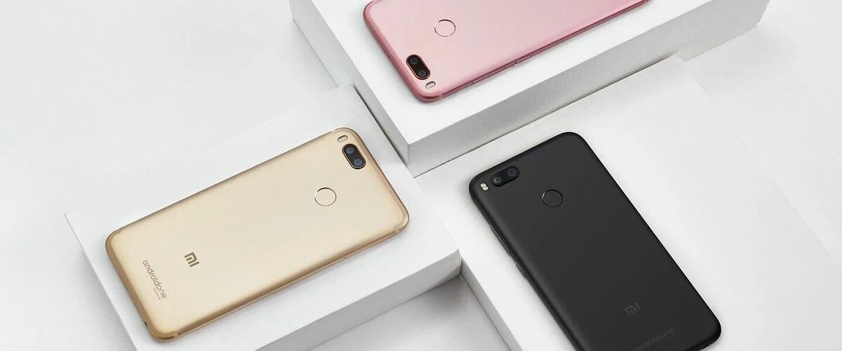 Xiaomi Mi A1 - warszawa tanio