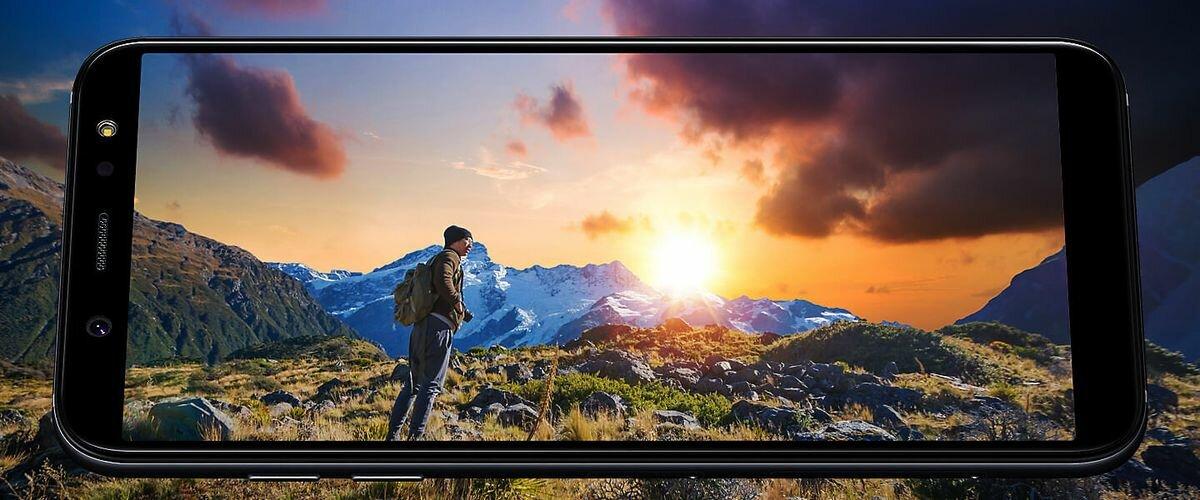 Samsung A6 warszawa tanio