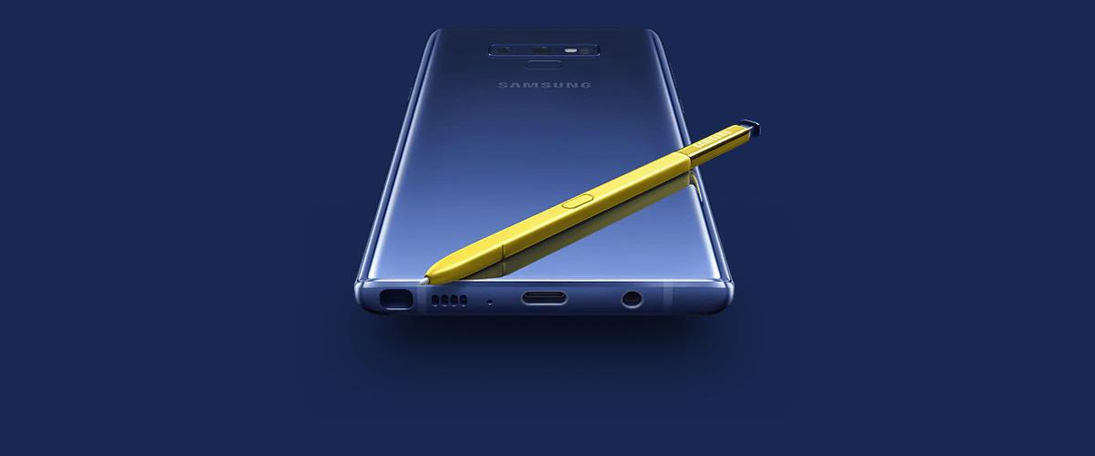 Samsung Note 9 warszawa tanio